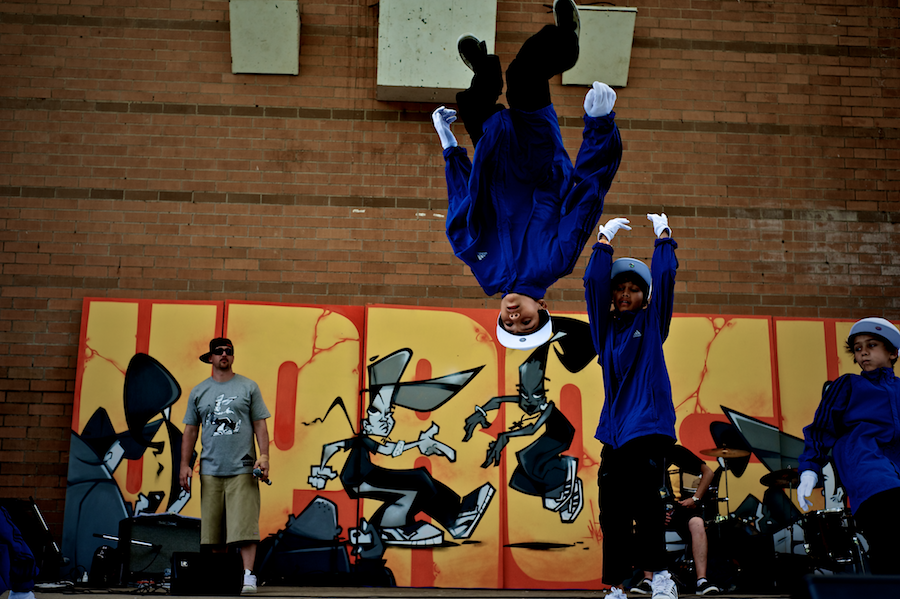 DNA Flip at Uprock 2011